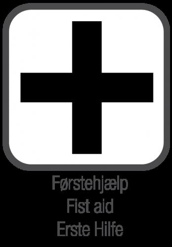 Det Blå Kontor - Førstehjælp